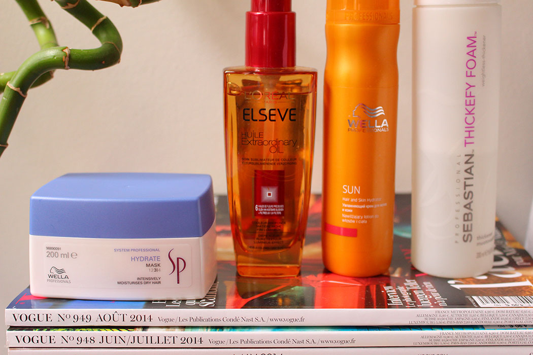 4 Hair Products for the Summer