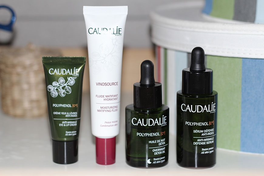 Products from Caudalie