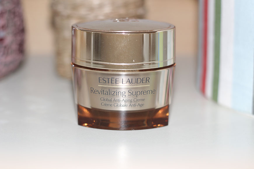 Global Anti-Aging Creme, Revitalizing Supreme range from Estée Lauder