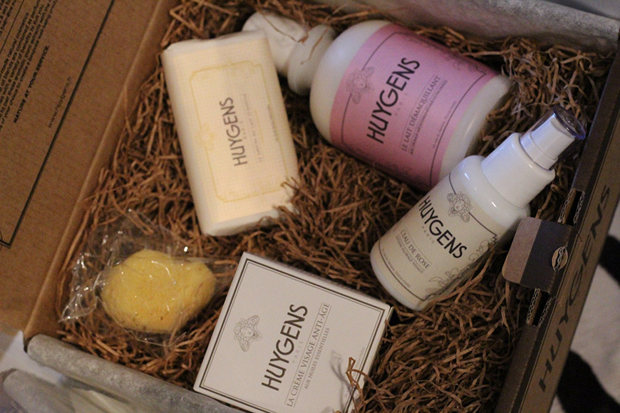 Cosmetic Products by Huygens