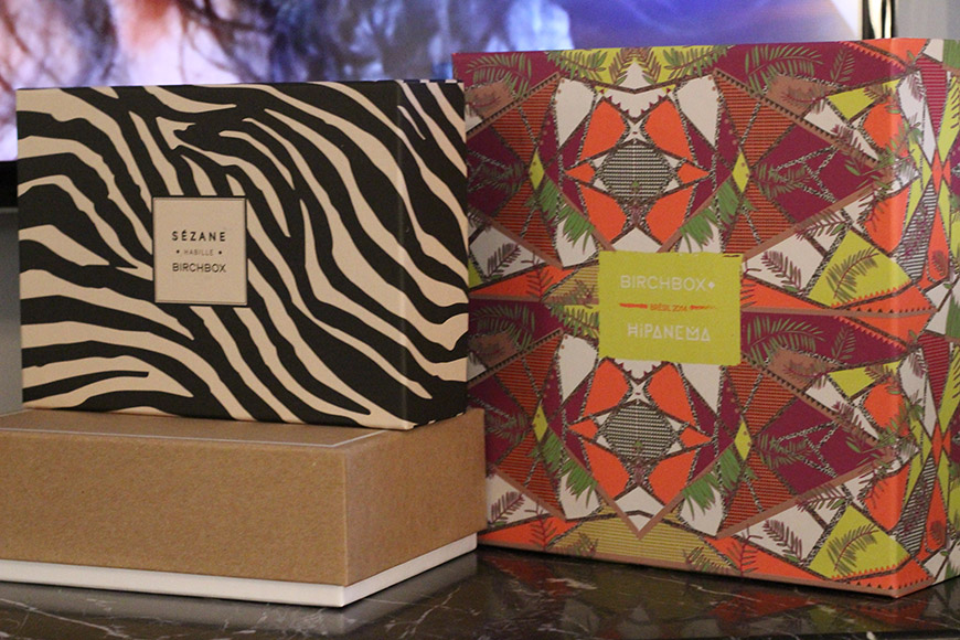Different Birchbox Styles