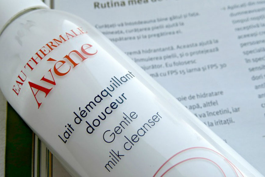 Gentle Milk Cleanser from Avène