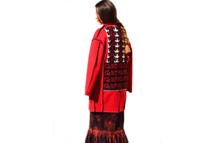 Le manteau - Adrian Oianu