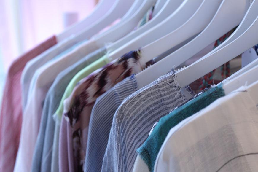 Tuniques en soie, coton ou lin de Beach Couture