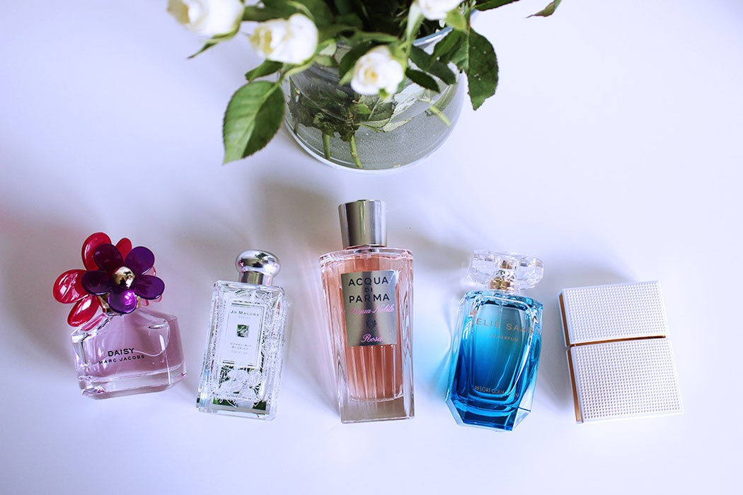 Top 5 des parfums printemps-été