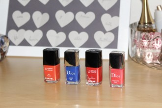 4 Nail Polishes for the Summer