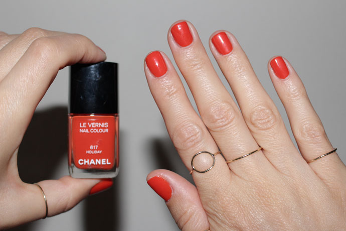 Chanel Holiday Nail Polish