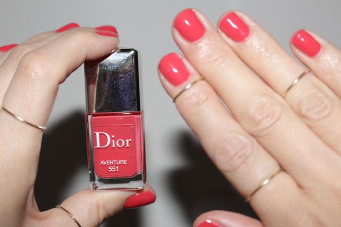Dior Aventure Nail Polish