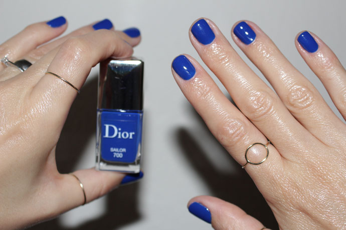 Dior Sailor Nail Polish