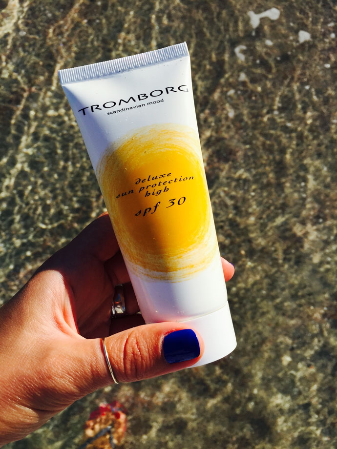 Deluxe Sun Protection High SPF 30 by Tromborg