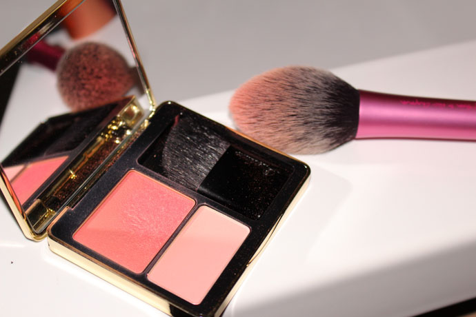 Guerlain Chic Pink Rose aux Joues Blush Duo