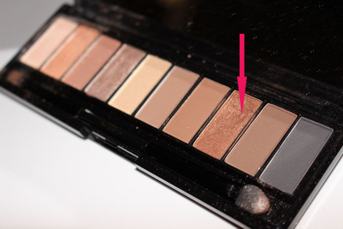 Shade number 8 - L'Oréal Paris Colour Rice La Palette Nude