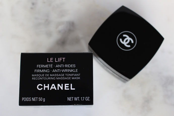 Le Lift Recontouring Massage Mask Chanel