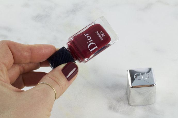 Dior Vernis Massaï 853 Nail Polish