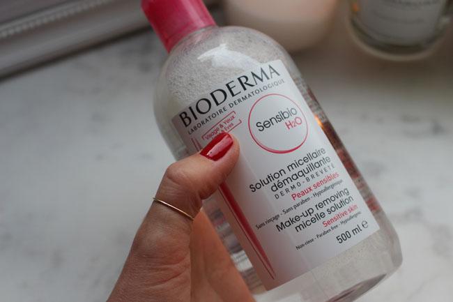 Sensibio H2O - Solution micellaire démaquillante de Bioderma