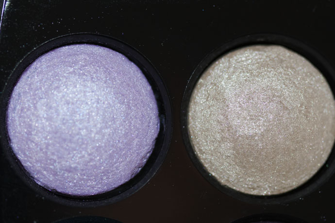 Chanel Les 4 Ombres Eyeshadow Palette - Lavender and Ivory Shades