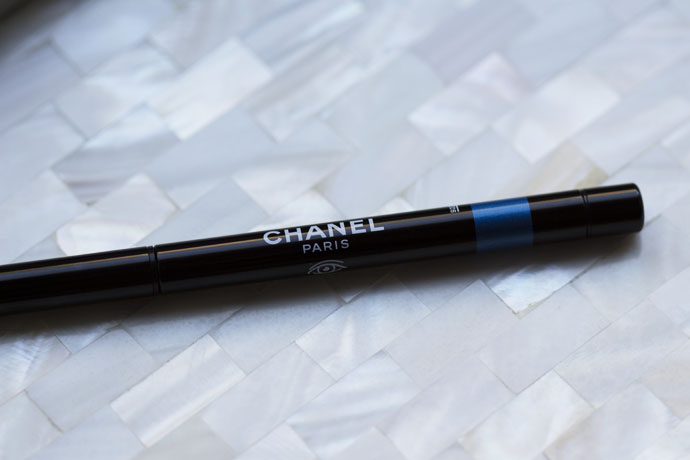 Stylo Yeux Waterproof in 924 Fervent Blue by Chanel