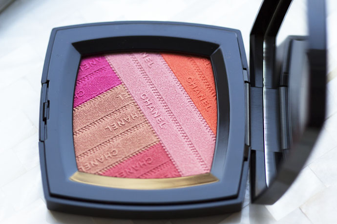 Sunkiss Ribbon Face Palette by Chanel