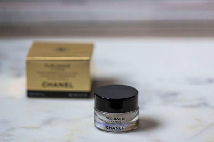 Chanel Sublimage La Crème - Texture Universelle Review