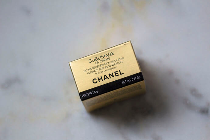 Chanel Sublimage La Crème - Ultimate Skin Regeneration - Texture Universelle