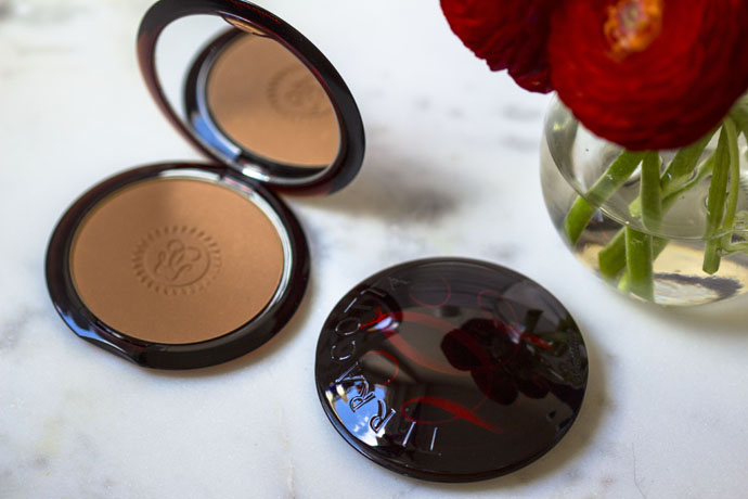 Guerlain The Bronzing Powder - Face Powder - Old and New