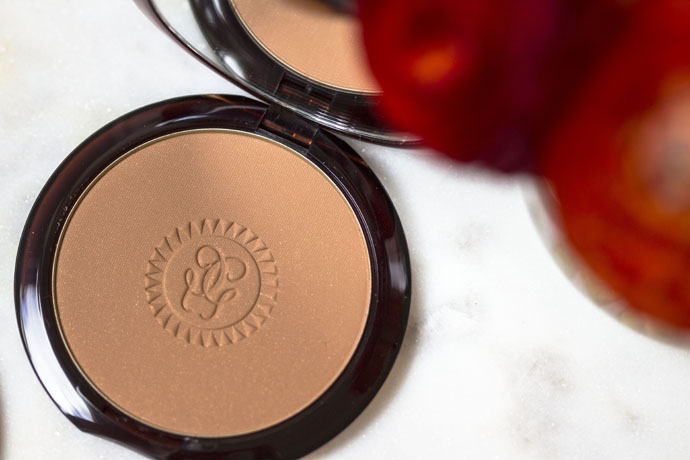 Guerlain The Bronzing Powder - Natural and Long Lasting Tan - 03 Natural Brunettes Face Powder