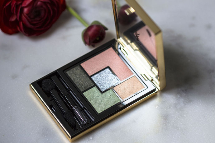 YSL Couture Palette Collector Indie Jaspe