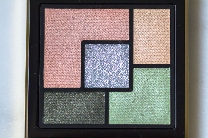 YSL Couture Palette Collector Indie Jaspe Eye Shadow Palette