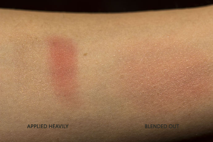 Chanel | Les Beiges Healthy Glow Multi-Colour No. 2 (Swatches in direct sunlight)