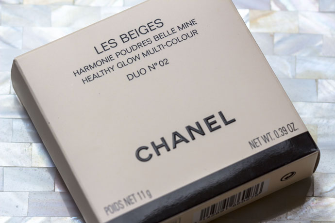 Chanel | Les Beiges Healthy Glow Multi-Colour No. 2 (Package)