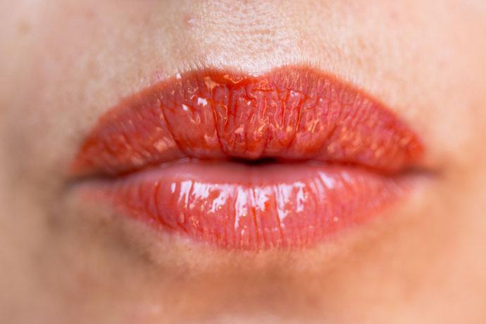 Chanel | Lèvres Scintillantes 604 Sirocco