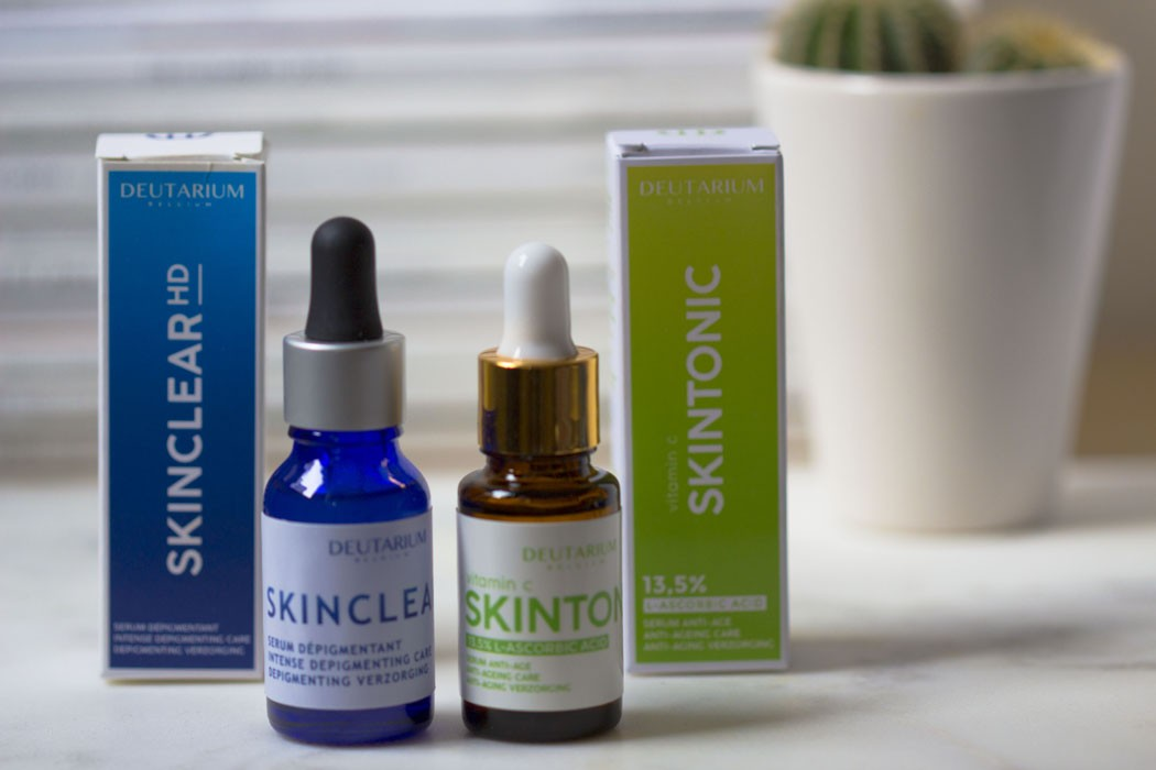 Deutarium Skintonic Vitamin C & Skinclear HD