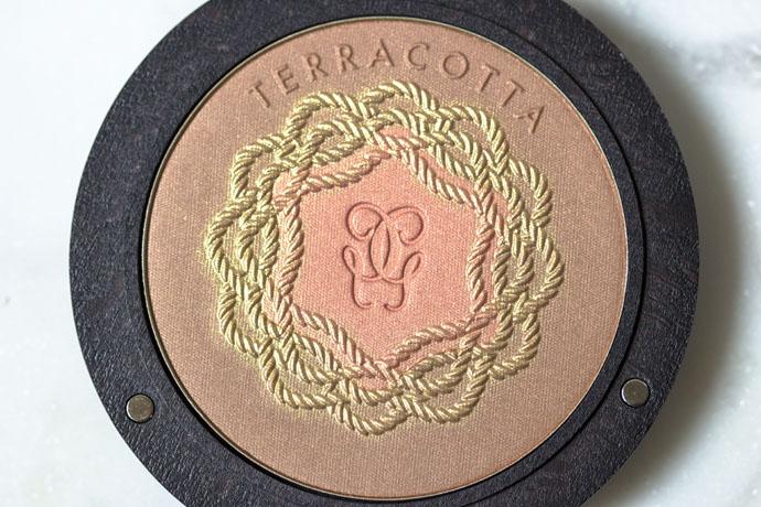Guerlain | Terracotta Pause d'Eté Collector Bronzing Powder Duo (Detail)