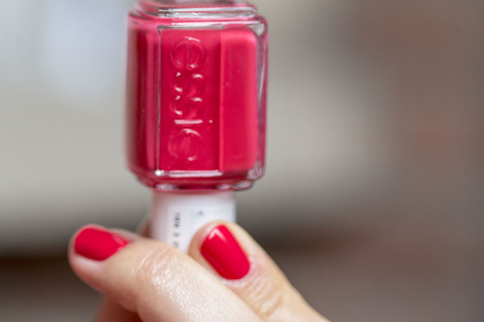 Essie | Berried Treasures (detail)
