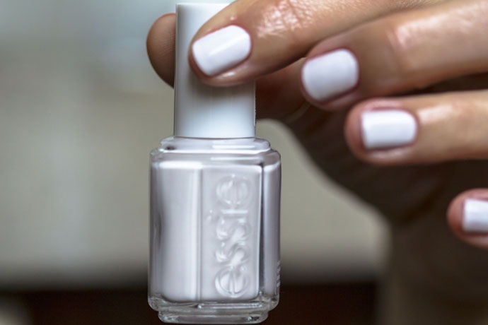 Essie | Coconut Cove (detail)