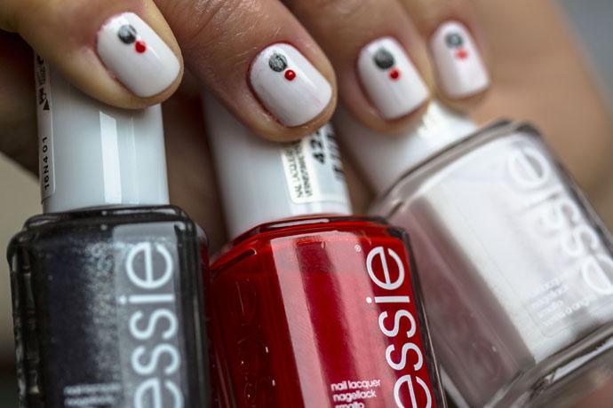 Essie   Summer Collection 2016 (nail art)