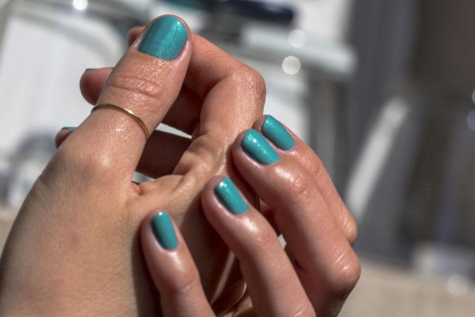 Essie | Viva Antigua! (manicure)