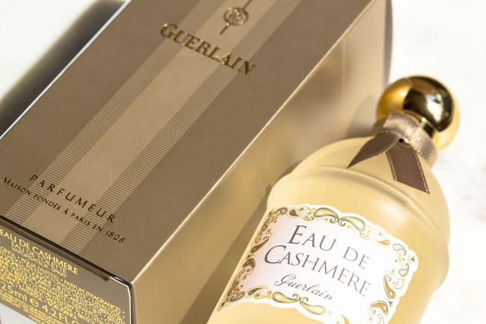 Guerlain | Eau de Cashmere (detail)