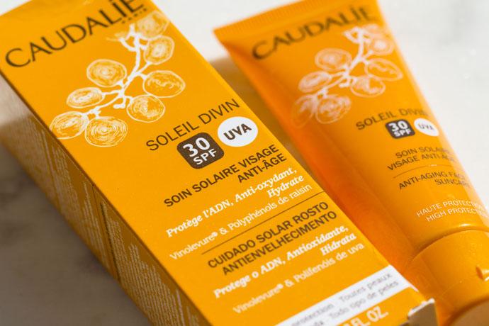 Caudalie | Soleil Divin Anti-Aging Face Suncare SPF 30