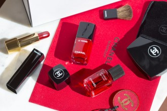 Chanel   Le Rouge Collection N°1 for Fall 2016
