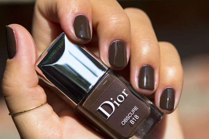 Dior | Dior Vernis Fall 2016 in 818 Abstract (swatch)