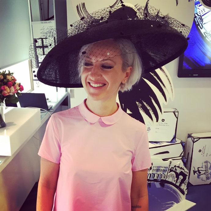 Guerlain | Event (Fabienne Delvigne Moskow Hat)