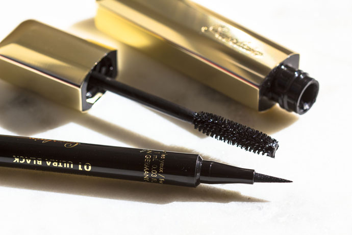 Guerlain | L'Art Du Trait eyeliner in 01 Ultra Black & Cils D'Enfer Maxi Lash in 01 Noir