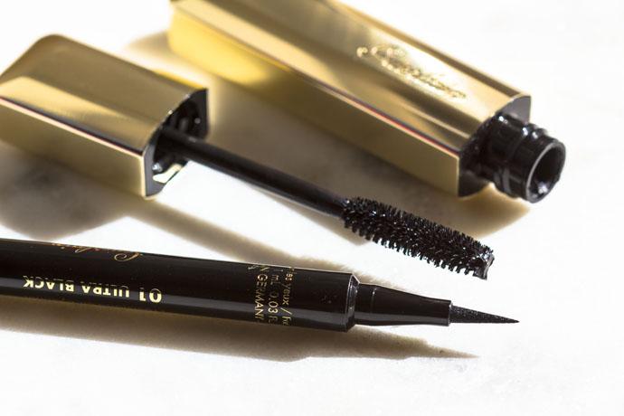 Guerlain | L'Art Du Trait eyeliner in 01 Ultra Black & Cils D'Enfer Maxi Lash in 01 Noir