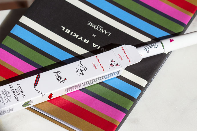 Lancôme I Sonia Rykiel Parisian Lips Le Crayon (package)