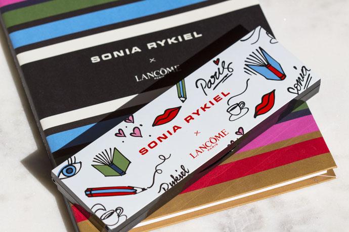 Lancôme I Sonia Rykiel La Palette Saint Germain