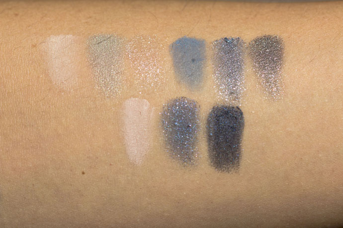 Lancôme I Sonia Rykiel La Palette Saint Germain in A00 Saint-Germain (swatches)