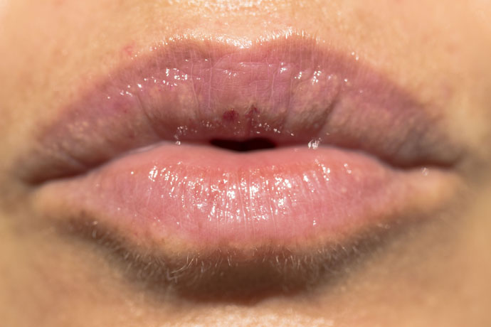 Sisley | Phyto Lip Twist in 16 Balm (swatch)