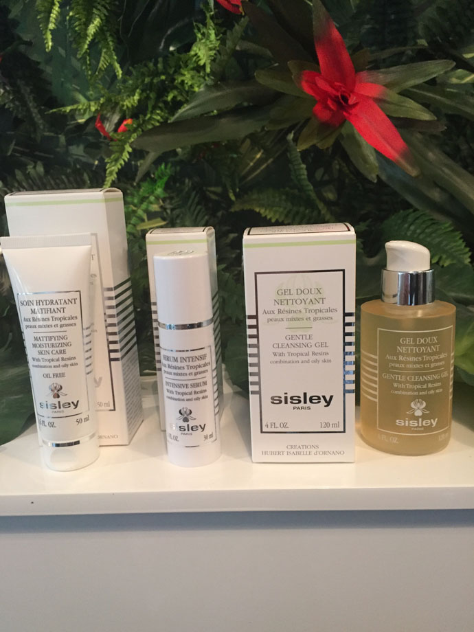 Sisley | Event | Tropical Resins Purifying Range