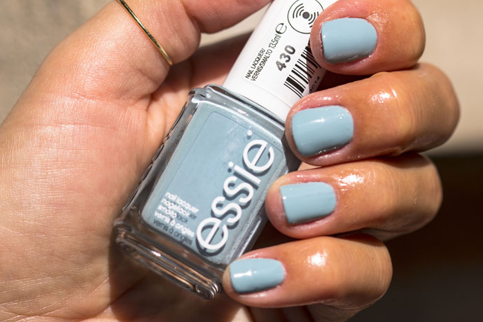 Best Essie Nail Polish For Tan Skin